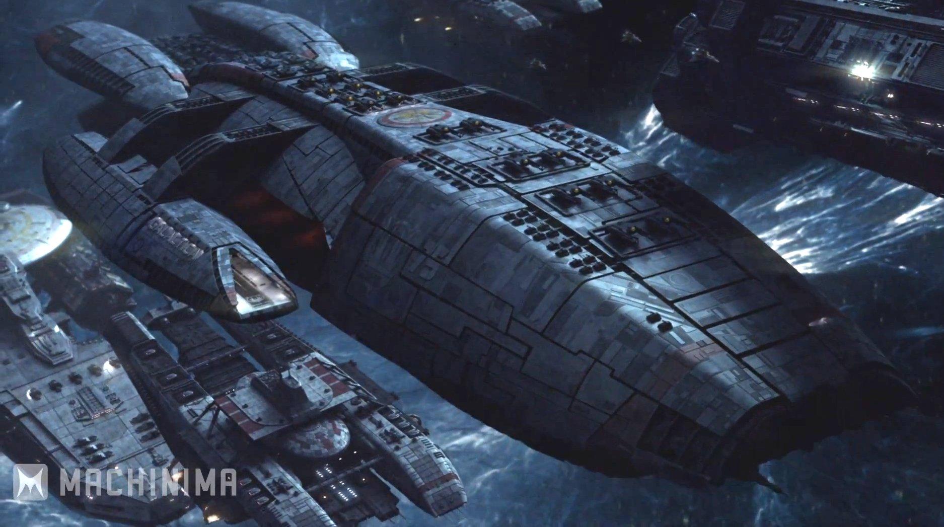 battlestar galactica pegasus ending relationship